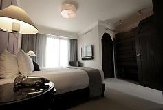 Habitación Deluxe Superior del Hotel Hippodrome Condesa