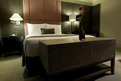 Habitación Deluxe del Hotel Hippodrome Condesa