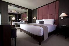 Habitación Executive Suite del Hotel Hippodrome Condesa