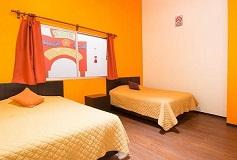 Habitación Doble con Baño Compartido No Reembosable del Hotel Hostal Amigo