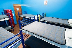 Habitación Dormitorio 10 Camas No Reembolsable del Hotel Hostal Amigo