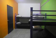 Habitación Dormitorio Femenino del Hotel Hostel Amigo Suites