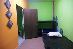 Habitación Dormitorio Mixto 3 del Hotel Hostel Amigo Suites