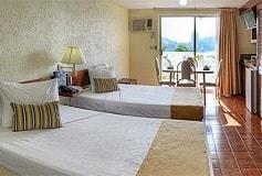 Habitación Estándar Con Cocineta del Hotel Hotel Alba Suites
