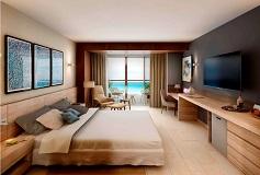 Habitación Altitude Releve Una Cama King Vista al Mar del Hotel Hotel Altitude by Krystal Grand Punta Cancun-All Inclusive