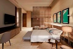 Habitación Suite Grand Altitude del Hotel Hotel Altitude by Krystal Grand Punta Cancun-All Inclusive