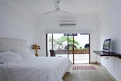 Habitación Deluxe Room 1 Double Bed Balcony del Hotel Hotel Amaca Sólo Adultos Zona Romántica