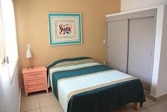 Habitación Apartamento 1 Recámara No Reembolsable del Hotel Hotel Amapas Apartments