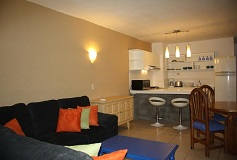 Habitación Apartamento2 Recámaras Parcial al Mar No Reembolsa del Hotel Hotel Amapas Apartments