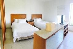 Habitación Jr Suite del Hotel Hotel Ambiance Suites Cancún