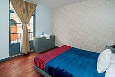 Habitación Habitación Estándar Doble Vista Palacio Nacional del Hotel Hotel Amigo Zócalo