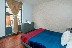 Habitación Estándar Doble Vista Palacio Nacional No Reembolsa del Hotel Hotel Amigo Zócalo