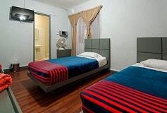 Habitación Estándar Twin Económica No Reembolsable del Hotel Hotel Amigo Zócalo
