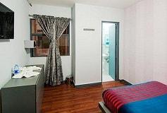 Habitación Habitación Estándar Doble del Hotel Hotel Amigo Zócalo