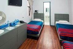 Habitación Habitación Estándar Triple No Reembolsable del Hotel Hotel Amigo Zócalo