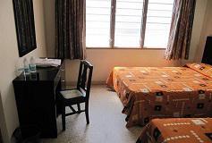 Habitación Superior Doble del Hotel Hotel Amparo