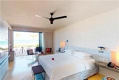 Habitación 1 KG Beach Front del Hotel Hotel Andaz Mayakoba a Concept by Hyatt