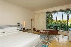 Habitación 1 King Beach Area del Hotel Hotel Andaz Mayakoba a Concept by Hyatt