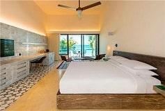 Habitación Beach Front Studio del Hotel Hotel Andaz Mayakoba a Concept by Hyatt