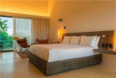 Habitación Lagoon View Suite del Hotel Hotel Andaz Mayakoba a Concept by Hyatt