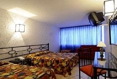 Habitación Estándar del Hotel Hotel Arboledas Expo