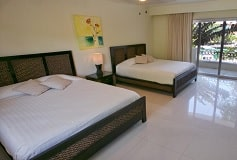 Habitación Suite de Dos Recámaras del Hotel Hotel Aventuras Club Marina