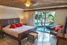 Habitación Suite de Una Recámara del Hotel Hotel Aventuras Club Marina