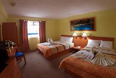 Habitación Estándar Doble del Hotel Hotel Azulejos