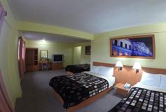 Habitación Estándar Triple del Hotel Hotel Azulejos