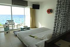 Habitación Superior Vista al Mar del Hotel Hotel B Cozumel