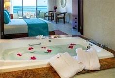 Habitación Deluxe Vista al Mar Premium Level del Hotel Hotel Barceló Gran Faro Los Cabos
