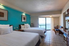 Habitación Superior con Vista al Mar del Hotel Hotel Barceló Ixtapa Beach