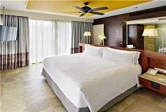 Habitación Suite Ocean Front Premium Level del Hotel Hotel Barceló Maya Beach