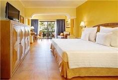 Habitación Junior Suite Premium Level del Hotel Hotel Barceló Maya Colonial