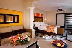 Habitación Suite Deluxe Premium Level del Hotel Hotel Barceló Puerto Vallarta