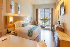 Habitación Deluxe Vista al Resort del Hotel Hotel Beach Palace