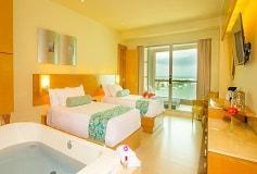 Habitación Family Deluxe  del Hotel Hotel Beach Palace