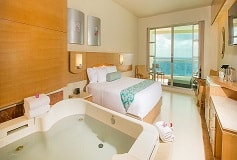 Habitación Superior Deluxe Vista al Mar del Hotel Hotel Beach Palace
