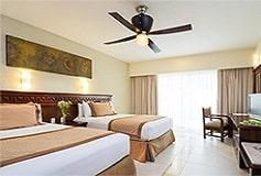 Habitación Deluxe Vista Parcial al Mar del Hotel Hotel BlueBay Grand Esmeralda - All Inclusive