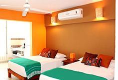 Habitación Habitación Superior 2 Camas No Reembolsable Wifi del Hotel Hotel Boutique Catedral Vallarta