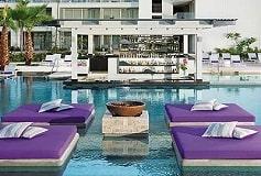 Habitación Allure Junior Suite King Frente al Mar del Hotel Hotel Breathless Riviera Cancun Resort and Spa