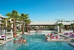 Habitación Allure Junior Suite Swimout King Vista Tropical del Hotel Hotel Breathless Riviera Cancun Resort and Spa
