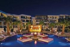 Habitación Xcelerate Junior Suite Doble Frente al Mar del Hotel Hotel Breathless Riviera Cancun Resort and Spa
