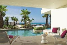 Habitación Xhale Club Junior Suite Swimout Doble V/Tropical del Hotel Hotel Breathless Riviera Cancun Resort and Spa
