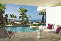 Habitación Xhale Club Junior Suite Swimout King V/ Tropical del Hotel Hotel Breathless Riviera Cancun Resort and Spa