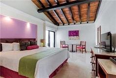 Habitación Deluxe Vista al Océano Cama King WiFi Gratis del Hotel Buenaventura Grand Hotel and Great Moments