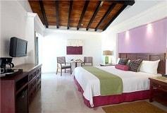 Hotel buenaventura grand beach resort all inclusive for Cama grand king