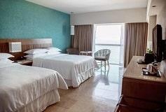 Habitación Deluxe Vista Mar del Hotel Hotel Buganvilias Resort de Puerto Vallarta