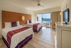 Habitación Suite de Dos Recámaras del Hotel Hotel Camino Real Zaashila Huatulco