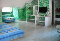 Habitación Estándar Doble del Hotel Hotel Canaima Acapulco